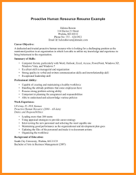 Objective For It Professional Resume Download Hr Resume Objective Resume Object Resume Cv Cover Letter