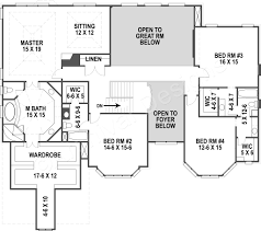 Daylight Basement House Plans by Monagham 4000 Sq Ft House Plan Luxury Floor Plan