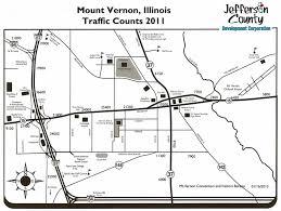 Jefferson County Tax Map Traffic Counts Jefferson County Development Corporation