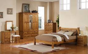 Honey Oak Bedroom Set Bedroom Honey Oak Bedroom Furniture Solid Unfinished Wooden Is