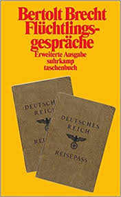 buy fluchtlingsgesprachte book at low prices in india - Brecht Flüchtlingsgespräche