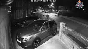 lexus teesside stockton on tees see moment a car u0027s tyre was stabbed by vandal who then disappeared