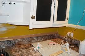 how to make a cork backsplash for your kitchen tutorial jaderbomb