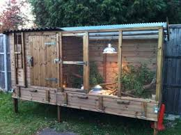 How To Build A Rabbit Hutch And Run 18 Diy Quail Hutch Ideas And Designs