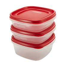 amazon com rubbermaid easy find lid food storage container bpa