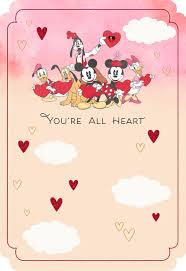 mickey mouse s day mickey valentines day gift ideas