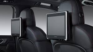 Porsche 911 Back Seat - new porsche rear seat entertainment