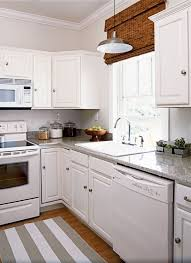 kitchen design white cabinets white appliances 4 coordinating the kitchen cabinet ideas white with the