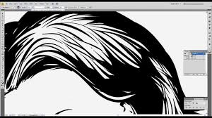 illustrator tutorial vectorize image tutorial how to do a vector pinup in adobe illustrator youtube