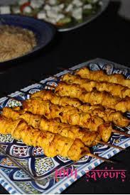 recette de cuisine libanaise avec photo chich taouk brochettes de poulet mariné boulgour à la libanaise