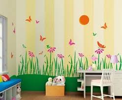 Best Kids Room Inspirations Images On Pinterest Kids Rooms - Wall paint for kids room