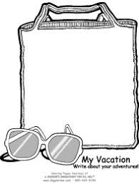 summer vacation coloring pages summer coloring pages giggletimetoys com