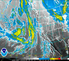 California Weather Map Two Winter Storms Headed For California 12 18 U2033 Of Snow