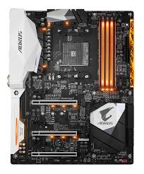 amazon com gigabyte aorus ga ax370 gaming 5 amd ryzen am4 x370