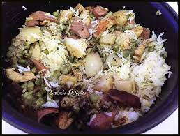 cuisine creole mauricienne pilau mauricien pulao satine s delights