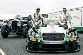 bentley gt3 bentley continental gt3 wins its first major championship
