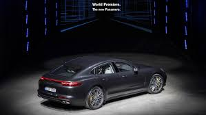 porsche panamera concept panamera the sports car among luxury saloons