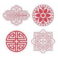 korean design korean traditional design elements vector premium download