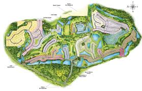 Brooksville Florida Map by Cascades Luxury 55 Golf Community Homes For Sale Southern