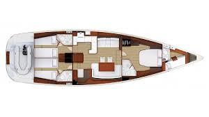 Luxury Yacht Floor Plans Jeannous Yacht Luxury Sailing Holidays