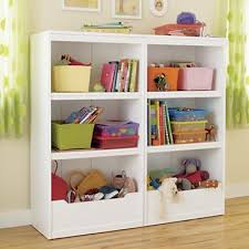 land of nod bankable bookcase family room kids bookcases kids white flat top with adjustable