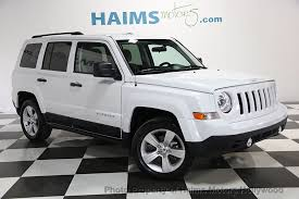 jeep patriots 2014 2014 used jeep patriot fwd 4dr altitude at haims motors serving