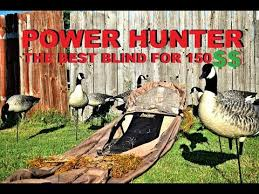 Layout Blind For Sale The Best Layout Blind For The Price Avery Powerhunter Youtube