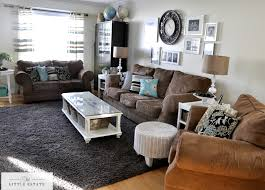 Brown Color Living Room Alluring 80 Living Room Ideas Neutral Colors Decorating