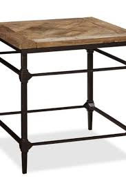 Parquet Coffee Table Pottery Barn Parquet Coffee Table Copycatchic