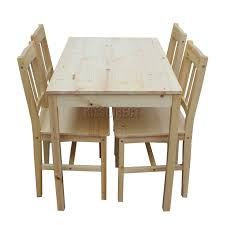Solid Pine Table Solid Pine Dining Table And Chairs Picclick Uk Solid Wood Dining