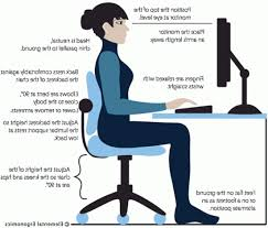Ergonomics Computer Desk Elemental Ergonomics Boston Massachusetts Usa Intended For