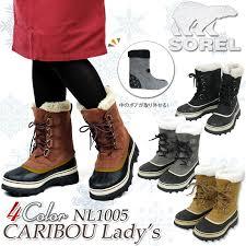 s sorel caribou boots size 9 line rakuten global market sorel sorrel nl1005 caribou