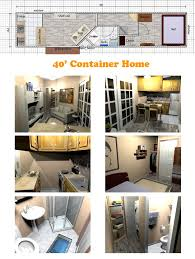 Space Saving House Plans 2347 Best Small House Shipping Container House Plans Images On