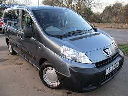peugeot traveller camper used peugeot expert cars for sale motors co uk