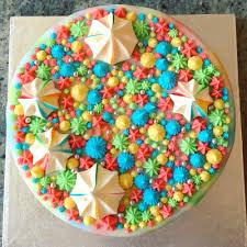 rainbow cake recipe richard burr