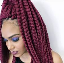 latest hairstyles in kenya stay cute 12 lovely braid styles for women who love colors