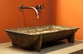 Industrial Style Bathroom Faucets Bathrooms Design Industrial Bath Industrial Bathroom Fixtures