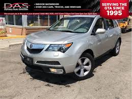 used 2010 acura mdx for sale toronto on
