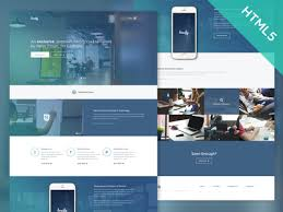 free responsive html templates freebie boxify html5 css3 template for codrops by finlan