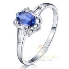 model cincin blue safir cincin kawin butterfly perak single cincin kawin febuari 2014