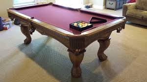 used pool tables for sale by owner used pool and billiard tables in vancouver
