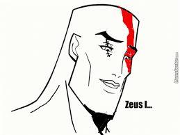 Handsome Face Meme - kratos s handsome side by darky2000 meme center