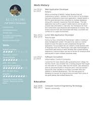 Sample Php Developer Resume by Sample Android Developer Resume Cover Letter Android Developer