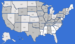 map usa for map of the usa