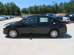 new 2017 nissan versa sedan s plus 4dr car in carrollton 171012