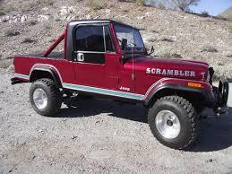 postal jeep conversion jeep scrambler for sale in arizona cj 8 north american classifieds