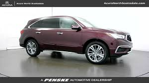 Acura Mcx Pre Owned 2017 Acura Mdx Courtesy Vehicle Suv In A11656