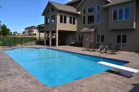 rectangular pool designs homesfeed cool architecture of home