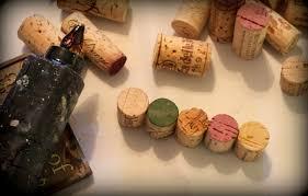 wine cork christmas tree tutorial