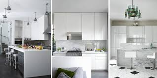 Modern Kitchens With White Cabinets White Kitchen Ideas To Pleasing White Kitchen Ideas Home Design